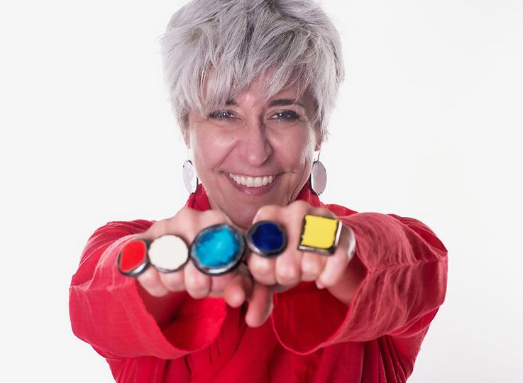Stefania Mairano, artigiana ceramista