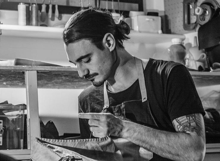 Alessandro Gatto Bags: l'artigiano designer di San Salvario