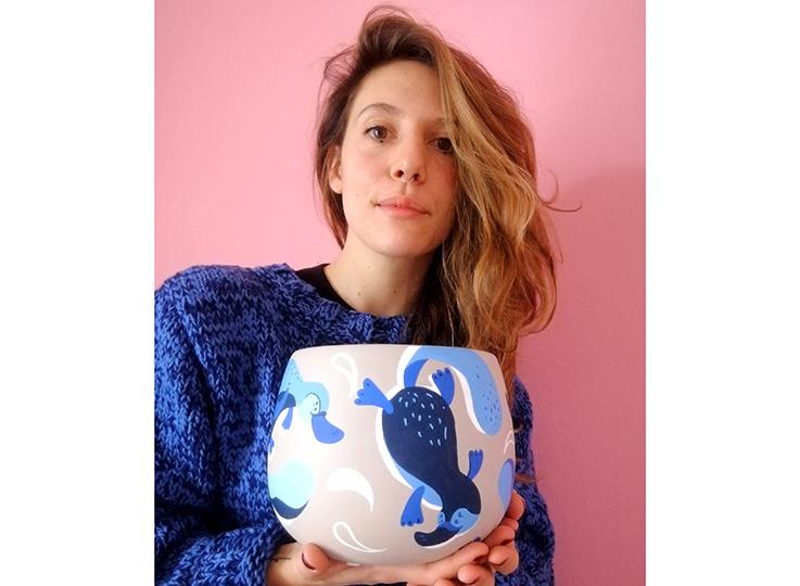 Valentina Bongiovanni: l'illustratrice artigiana