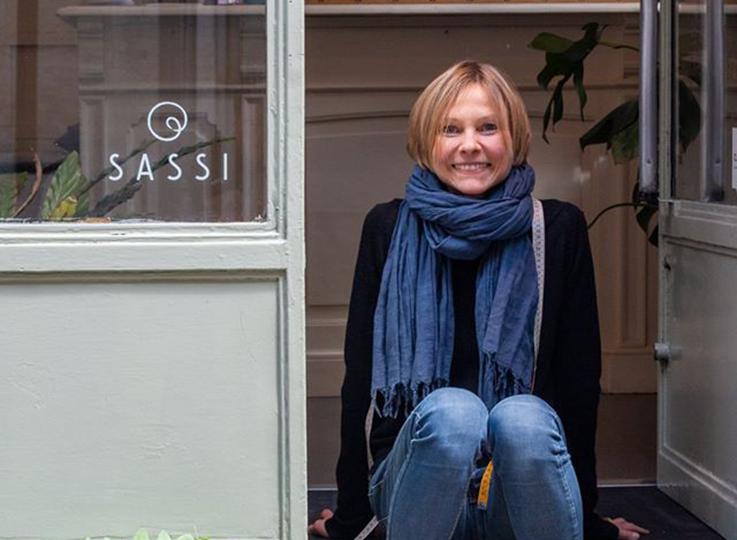 Tra fiori e sassi… la moda di Alessandra Berardi