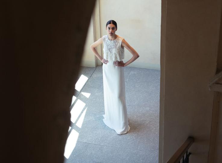 """Elena Pignata: la """"couturier"""" artigiana delle spose ma nonsolo…"""