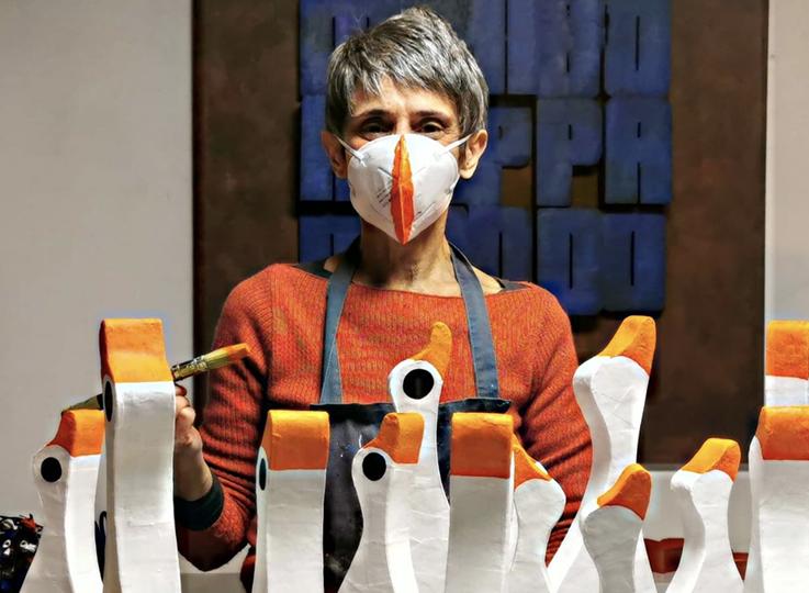 Elena Marsico: quando la carta impazzisce èmagia