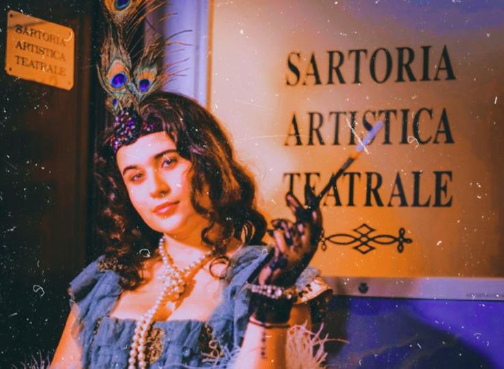 Sartoria artistica teatrale: un mondo magico da valorizzare