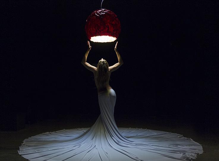 Con la Collezione Tonda la luce diventa straordinaria…